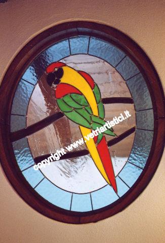 Vetri artistici it vetrate artistiche vetrate tiffany for Disegni vetrate